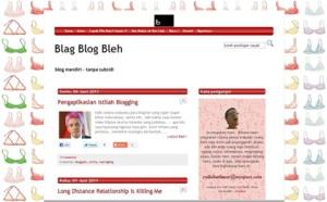 blag blog bleh