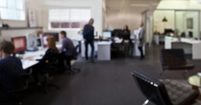 one day in digital agency