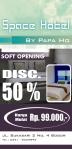 pop banner discount