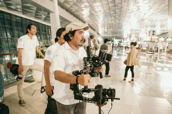 shooting crew